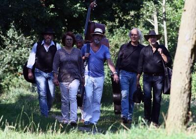 Gerard & Compagnie Bandfoto's